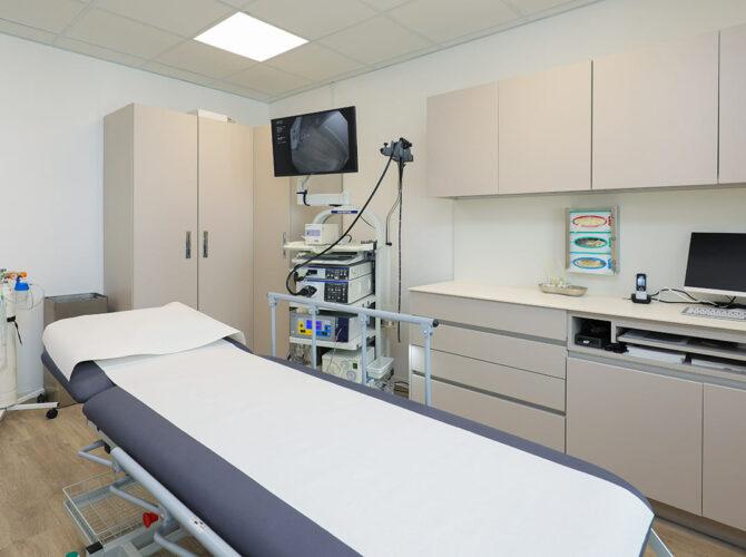 behandlungsraum gastroenterologie düsseldorf