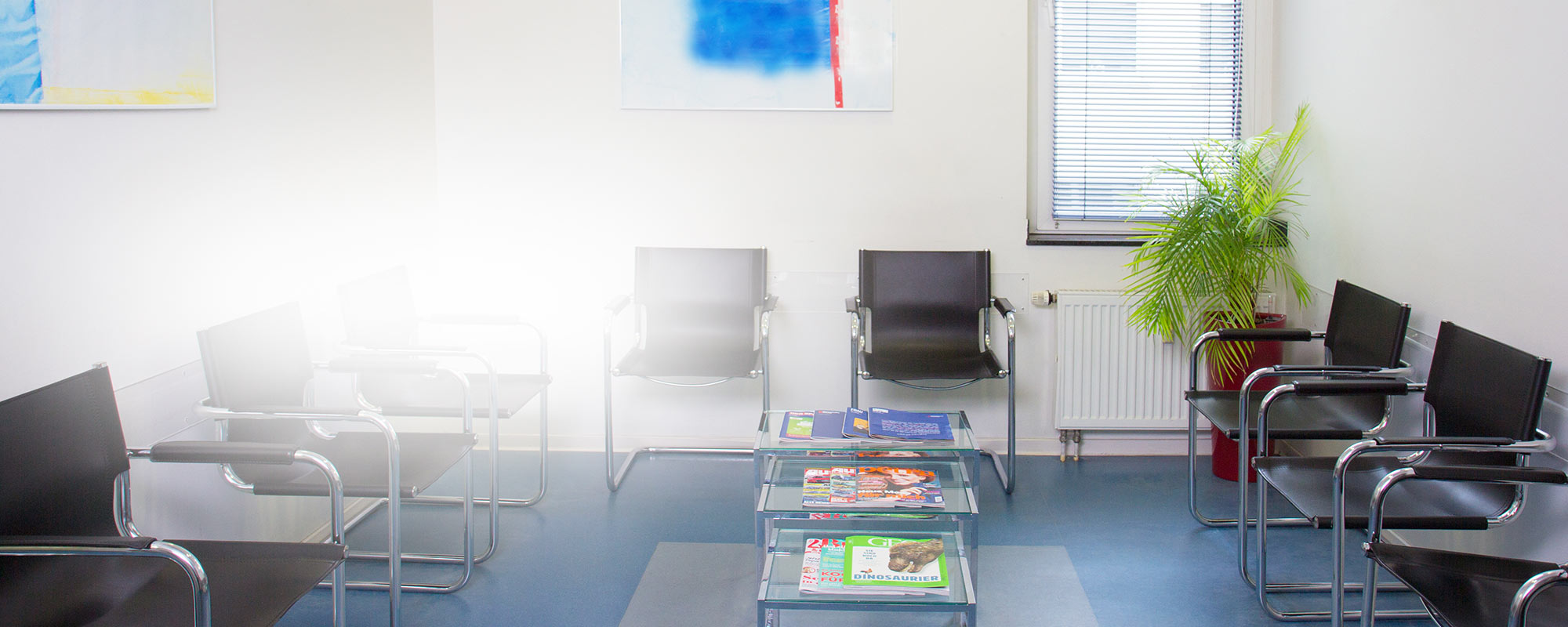 Contact <br><span> Gastroenterology in Düsseldorf </span>